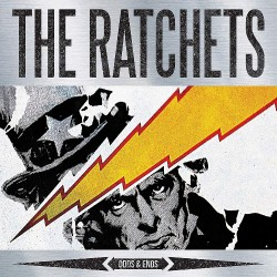 The Ratchets - Odds & Ends - LP COLOURED