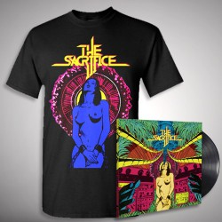 The Sacrifice - The Sacrifice - LP gatefold + T-shirt bundle (Men)