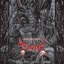The Satan's Scourge - Threads Of Subconscious Torment - CD