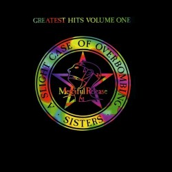 The Sisters Of Mercy - A Slight Case Of Overbombing - Greatest Hits Volume One - CD