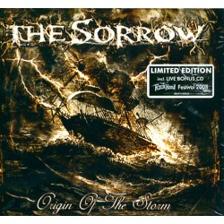 The Sorrow - Origin of the Storm - 2CD DIGIPAK