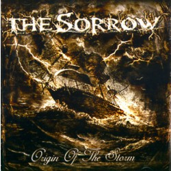 The Sorrow - Origin of the Storm - CD