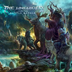 The Unguided - And The Battle Royale - CD DIGIPAK