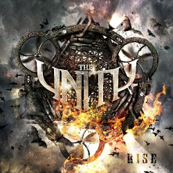 The Unity - Rise - CD DIGIPAK