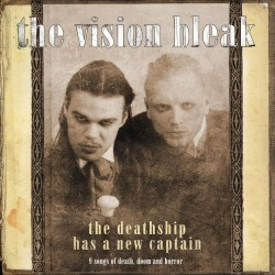 The Vision Bleak - The Deathship has a new Captain - 2CD DIGIPAK