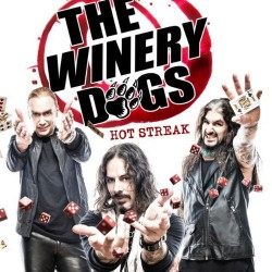 The Winery Dogs - Hot Streak - DOUBLE LP Gatefold