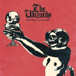 The Wizards - Full Moon In Scorpio - LP COLOURED