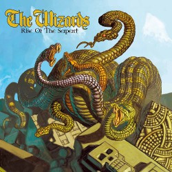 The Wizards - Rise Of The Serpents - CD SLIPCASE