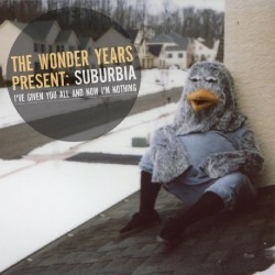 The Wonder Years - Suburbia - CD DIGISLEEVE