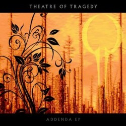 Theatre Of Tragedy - Addenda EP - CD EP
