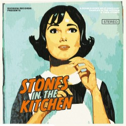 "Them Stones - Charles In The Kitchen - Stones In The Kitchen - 7"" vinyl"