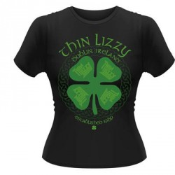 Thin Lizzy - Four Leaf Clover - T shirt girlie