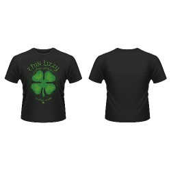Thin Lizzy - Four Leaf Clover - T-shirt (Men)