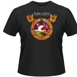 Thin Lizzy - Johnny the Fox - T-shirt (Men)
