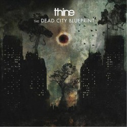 Thine - The Dead City Blueprint - CD SLIPCASE