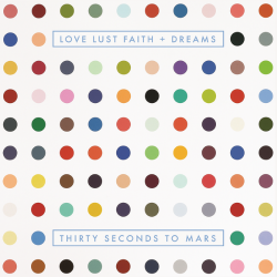 Thirty Seconds To Mars - Love Lust Faith + Dreams - CD