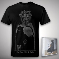 This Gift Is A Curse - A Throne Of Ash - CD + T-shirt bundle (Men)