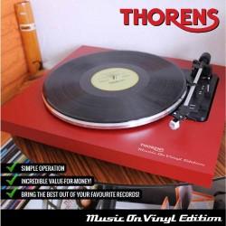 Thorens - Music On Vinyl Edition - TURNTABLE