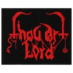 Thou Art Lord - Logo - EMBROIDERED PATCH