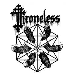 Throneless - Throneless - LP COLOURED