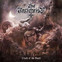 Thy Antichrist - Wrath Of The Beast - CD