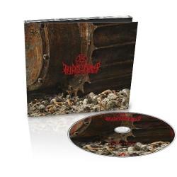 Thy Art Is Murder - Human Target - CD DIGIPAK