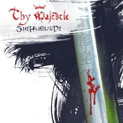 Thy Majestie - Shihuangdi - CD DIGIPACK
