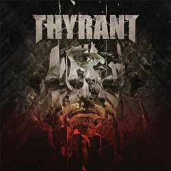 Thyrant - What We Left Behind... - DOUBLE LP Gatefold