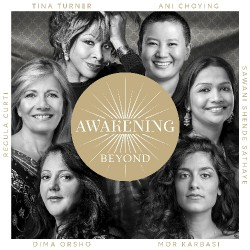 Tina Turner, Regula Curti And Sawani Shende Sathaye - Awakening Beyond - 2CD DIGIPAK