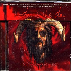 Today Is The Day - In the eyes of god - Reissue - CD + DVD