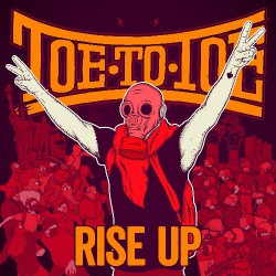 Toe To Toe - Rise Up - CD