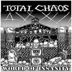 Total Chaos - World Of Insanity - CD DIGIPAK