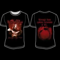 Totalselfhatred - Apocalypse In Your Heart 2018 - T-shirt (Men)