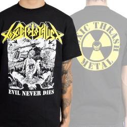 Toxic Holocaust - Evil Never Dies - T-shirt (Men)