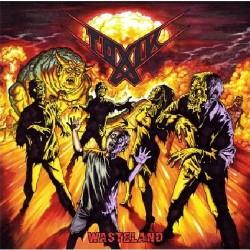 Toxik - Wasteland - CD