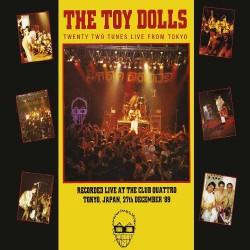 Toy Dolls - Twenty Two Tunes Live From Tokyo - CD DIGIPAK