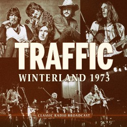 Traffic - Winterland 1973 - CD