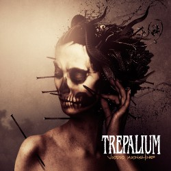 Trepalium - Voodoo Moonshine - CD DIGIPAK