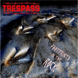 Trespass - Footprints In The Rock - CD