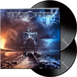 Triosphere - The Road Less Travelled - DOUBLE LP Gatefold
