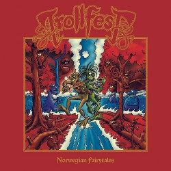 Trollfest - Norwegian Fairytales - CD DIGIPAK