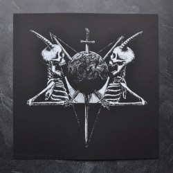Tsjuder - Demonic Supremacy (from Antiliv) - Screenprint