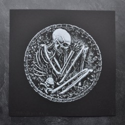 Tsjuder - Slumber With The Worm (from Antiliv) - Screen print