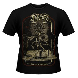 Tsjuder - Throne Of The Goat 1997-2017 - T-shirt (Men)