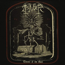 Tsjuder - Throne Of The Goat 1997-2017 - CD DIGISLEEVE + Digital