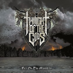 Twilight Of The Gods - Fire on the Mountain - CD
