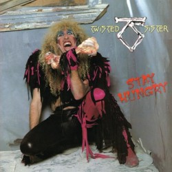 Twisted Sister - Stay Hungry - LP
