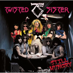 Twisted Sister - Still hungry - CD