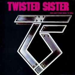 Twisted Sister - You Can't Stop Rock N' Roll - CD