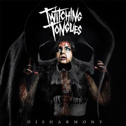 Twitching Tongues - Disharmony - CD DIGIPAK